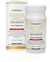 Placenta White advanced (Skin Whitening pills )