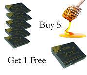 Buy 5 Etumax Royal Honey get 1 FREE