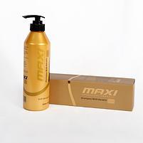 Maxi GOLD Shampoo with Keratin 500 ml